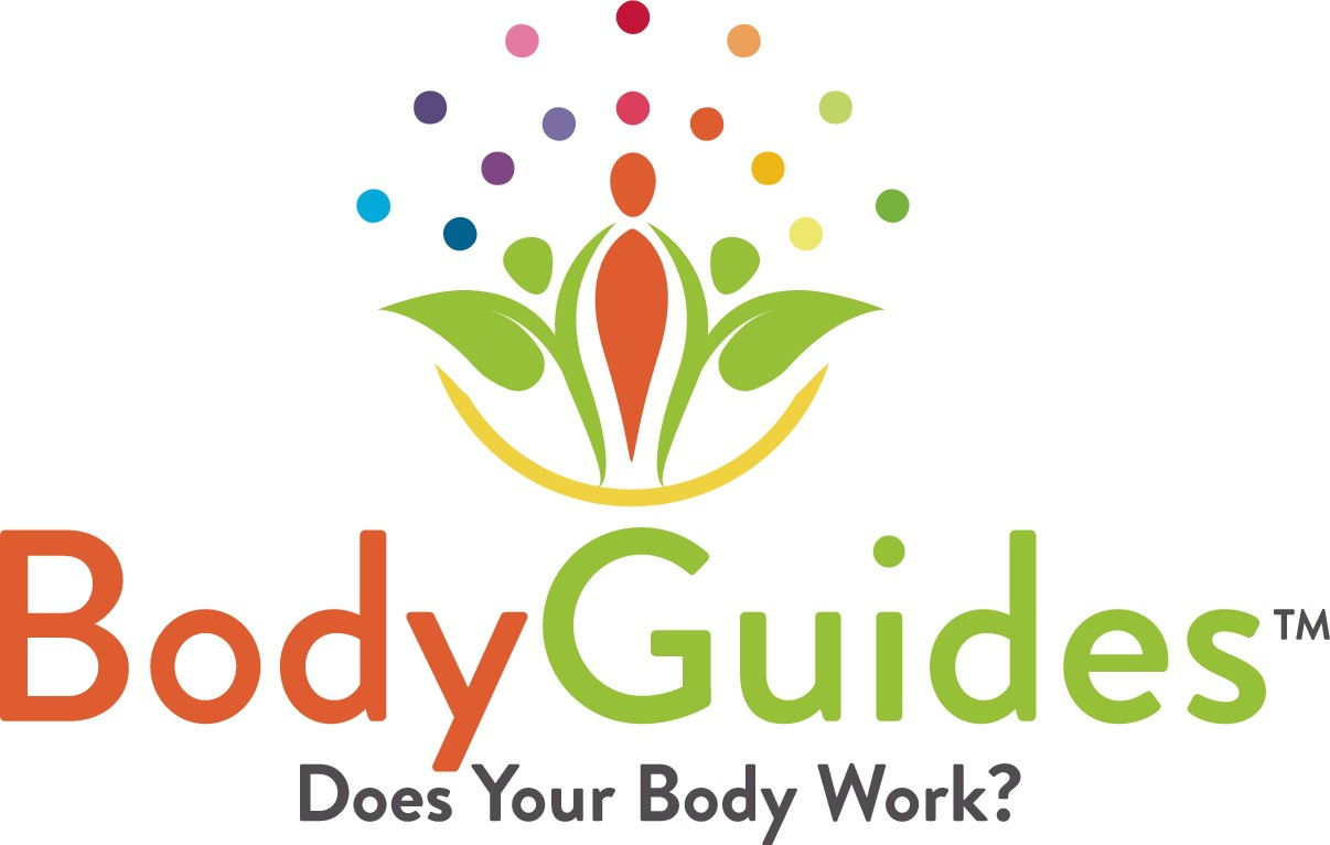 Change name and tagline of Body Guide Logo