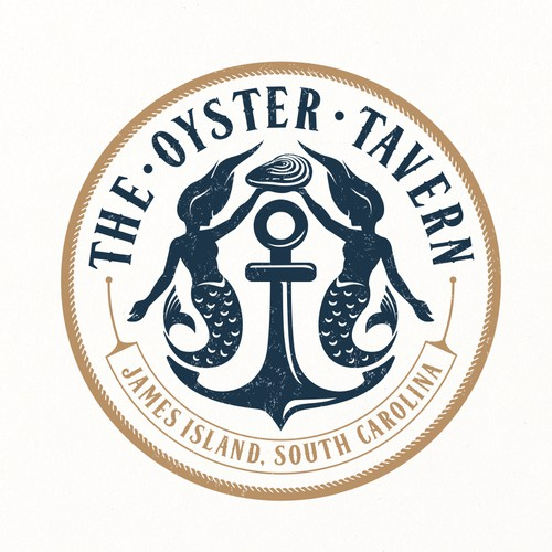 logo for the oyster tavern