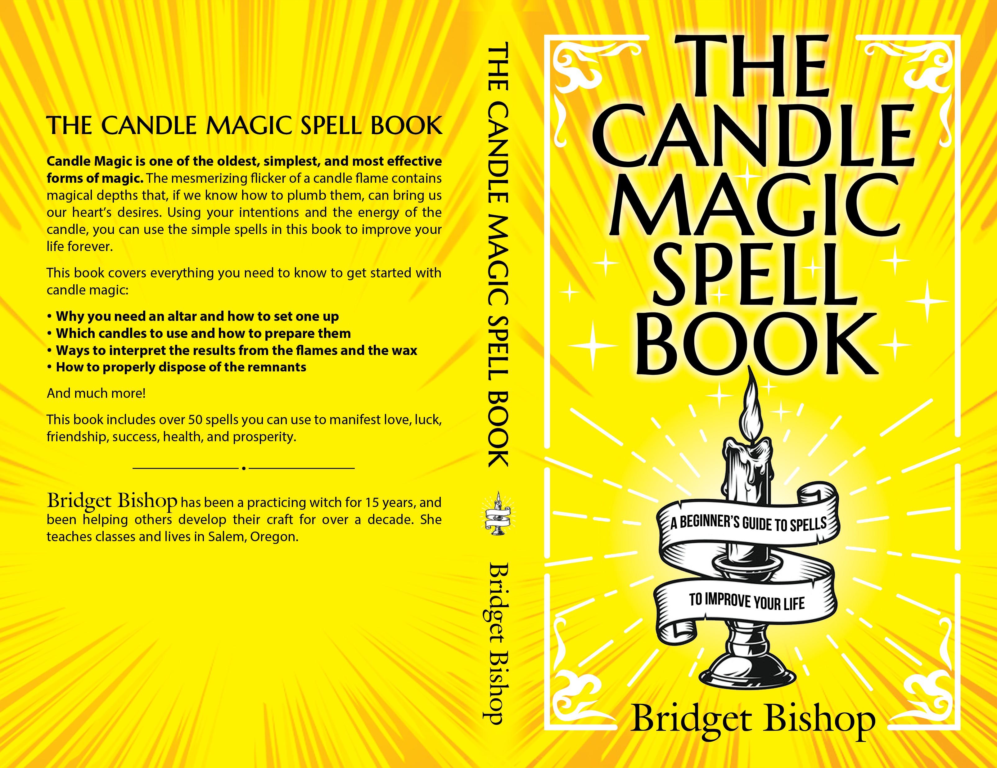 Create a Magical Cover!