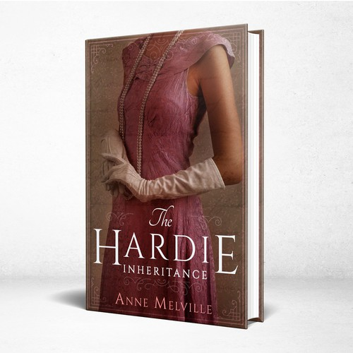 The Hardie Inheritance - Historical Fiction Cover