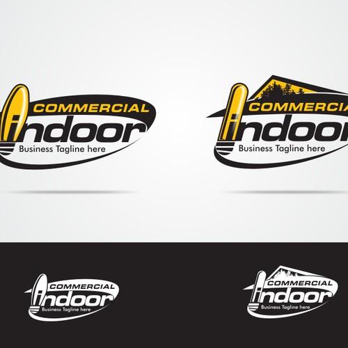 Indoor Commercial Logo Design