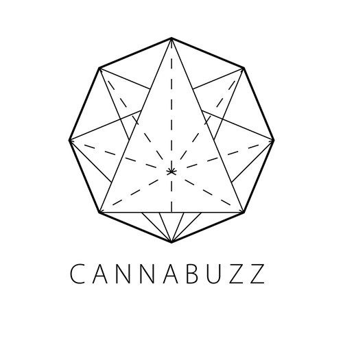 A bold yet exiting logo for cannabis