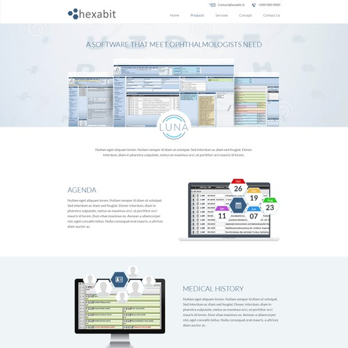 Product Page for Hexabit