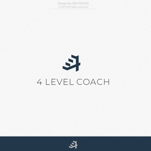 Logo idea for the personal coach