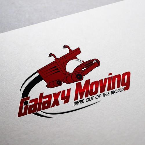 Galaxy Moving
