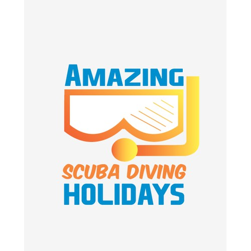 Logo for Amazing Scuba Diving Holidays eMagazine/eBook
