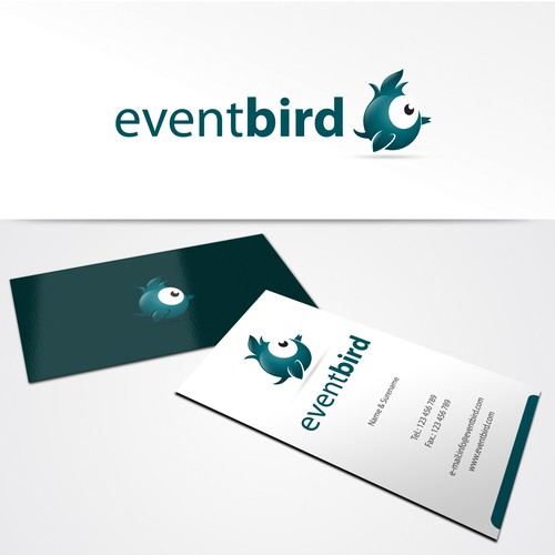 Logo design for Event bird