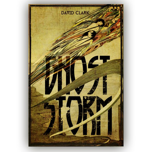 Ghost Storm book cover
