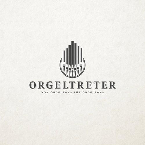 Orgeltreter Logo