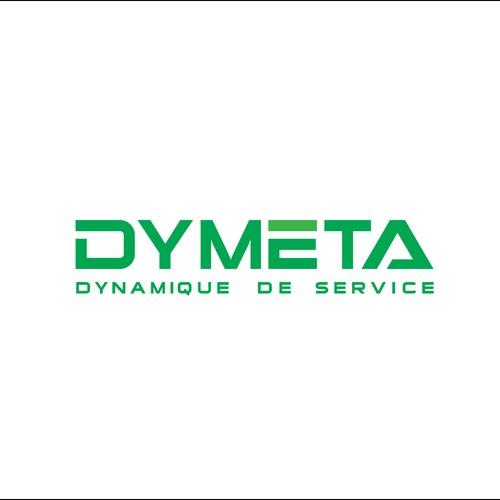 Jeune et dynamique créer un logo pour DYMETA