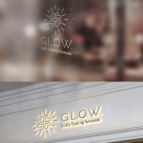 G.L.O.W Logo