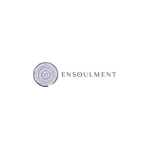 Logo for spiritual website.