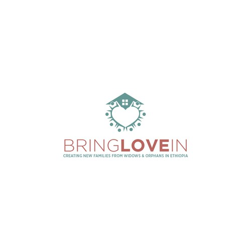 Bring Love In Logo