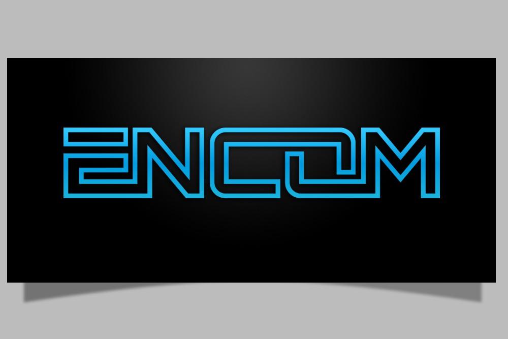 Encom needs a new logo