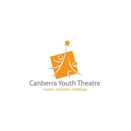 Create the next logo for Canberra Youth Theatre