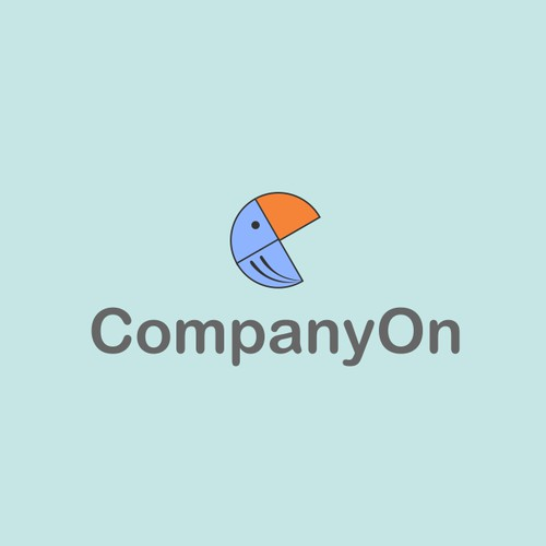 recognizable logo for companyon