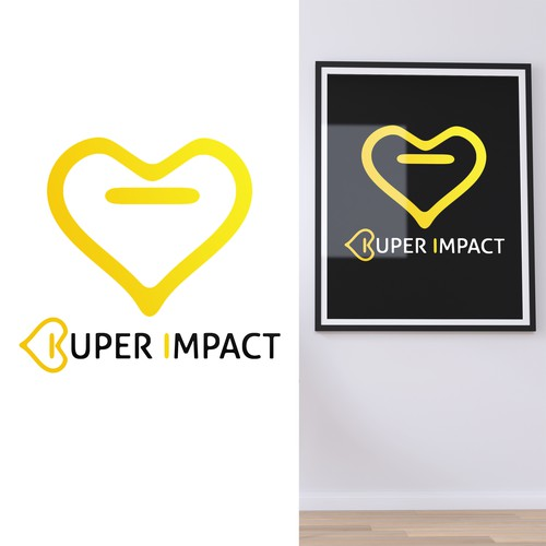 Logo concept for Kuper Impact charity