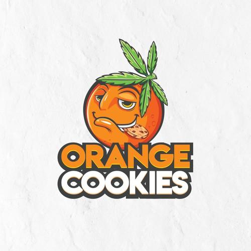 Logo proposal Orange Cookies