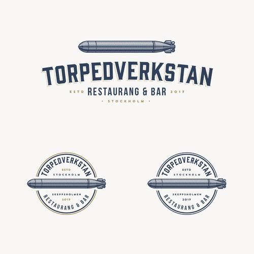 Torpedverkstan logo