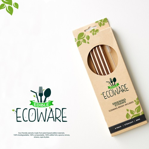 Edible Ecoware