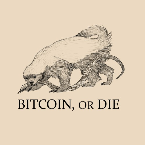 Bitcoin or Die logo