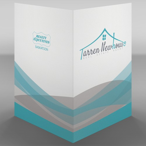 Real Estate Folder Design