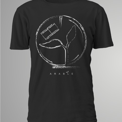 T-Shirt Design for Arable Cloth.