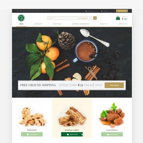 Online Shop Tahoora
