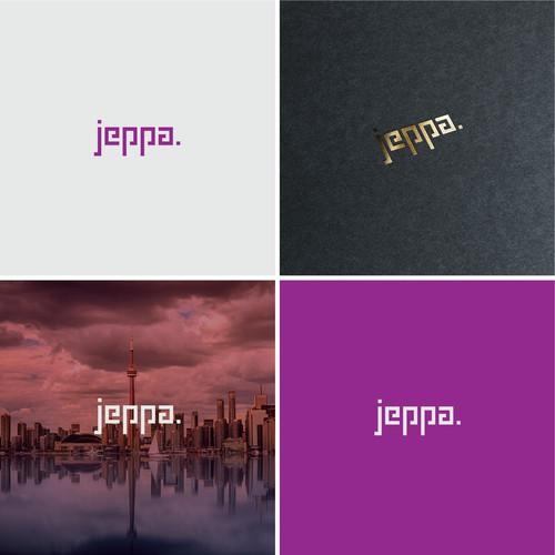 Jeppa logo concept