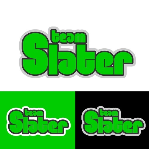 Team Slater needs a new logo