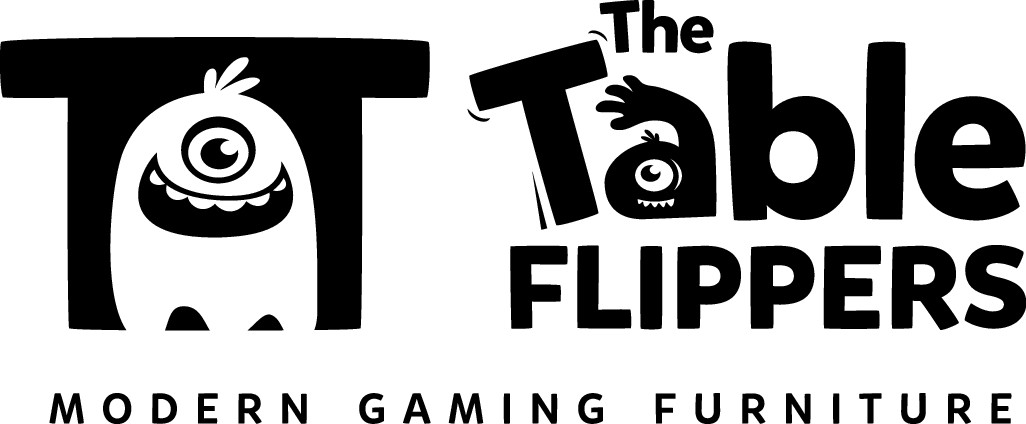 Creative Logo for Tabletop Gaming Furniture Company