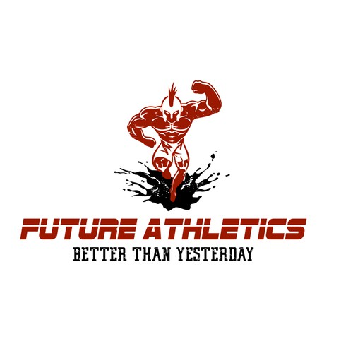 Logo for Athletics