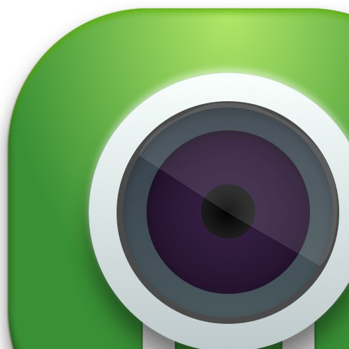 Icon for webcam app