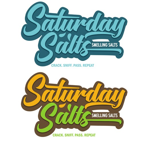 Logo for Saturday Salts