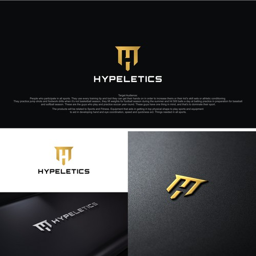 New Sports and Fitness training equipment company needs a logo.