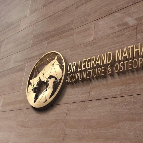 Dr Legrand Nathalie Logo Design