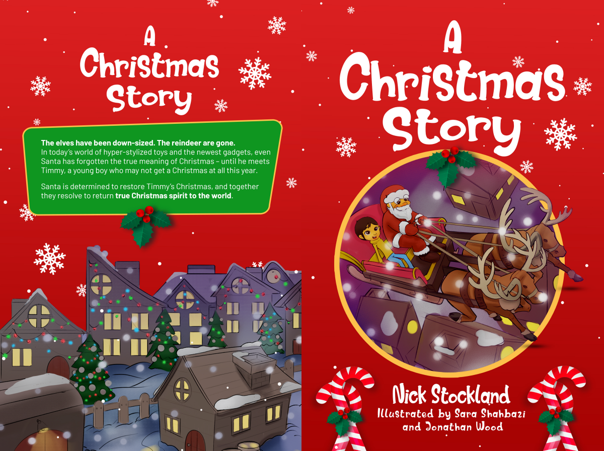 A Christmas Story Children's Book