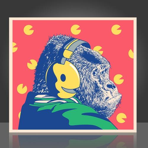 Gorilla X Pacman
