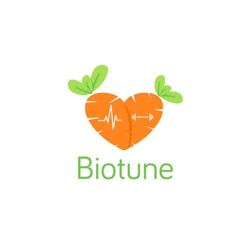 Logo for Biotune