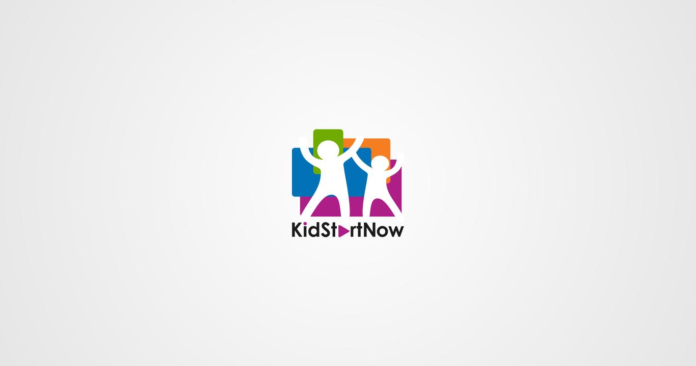 logo for KidStartNow