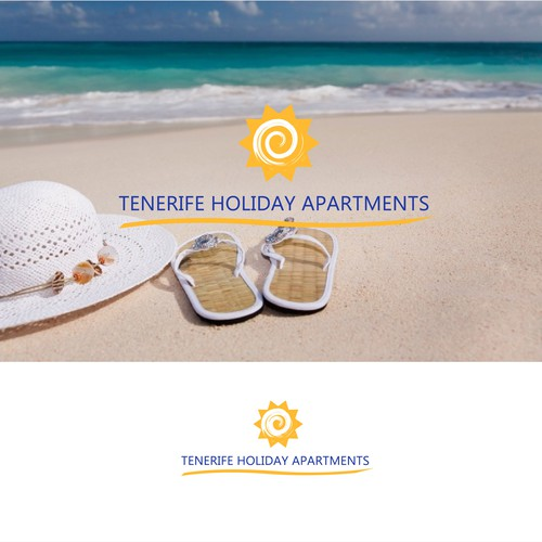 Logo Concept for Holiday Apartments