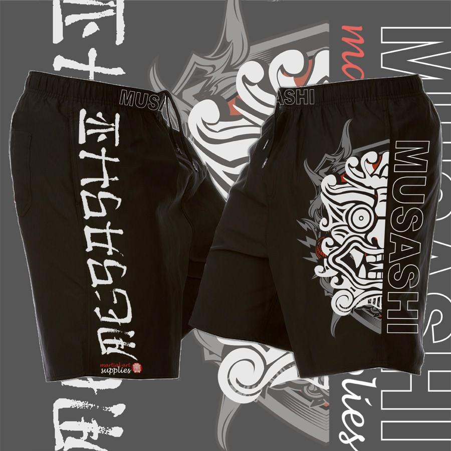 Help Musashi martial art supplies create board shorts design