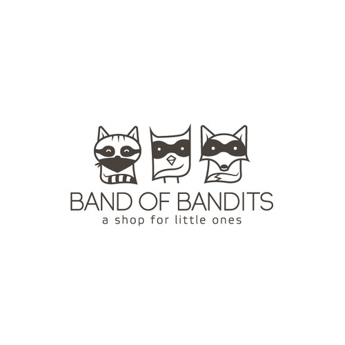 Band of Cute Animals