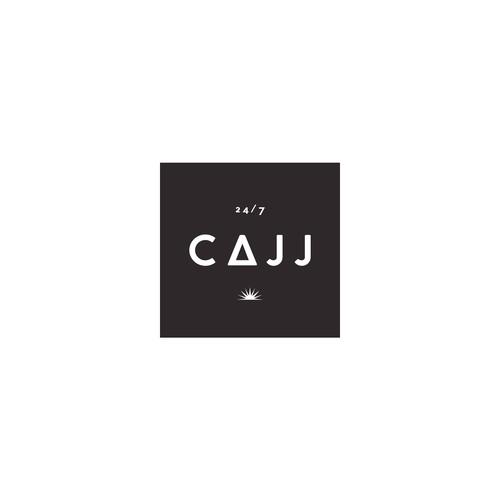 Cajj fashion logo