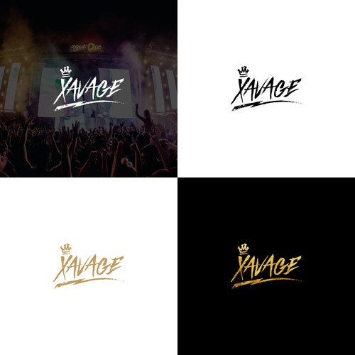 Logo for Xavage