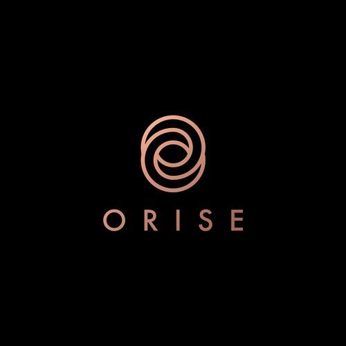 Orise - Minimal Geometric Logo Design