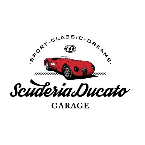 scuderia ducato garage