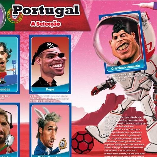 FootballFan 2016 Sticker Album