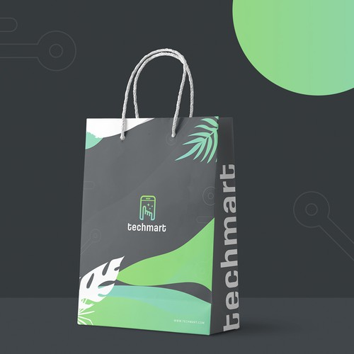 Shopping Bag • Design and concept