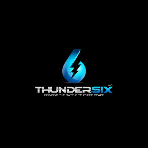 Create the next logo for Thunder Six, Inc.